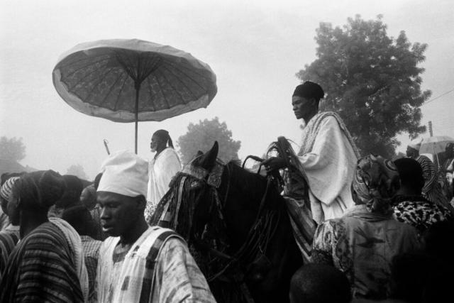 003 Corteo, Tamale, Ghana, 1978