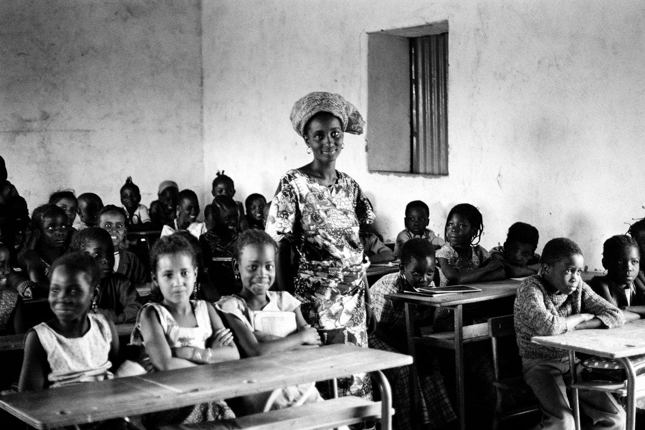 004 Scuola, Ghana, 1978