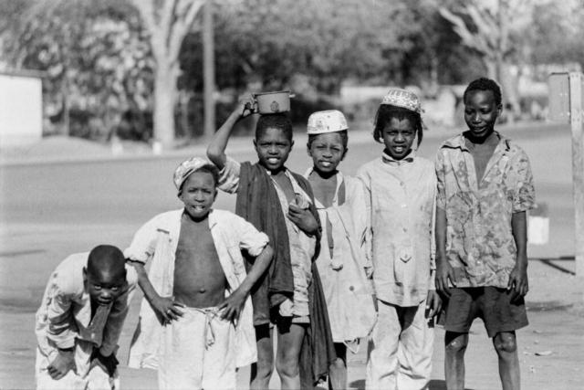 008 Per la strada, Niger, 1978