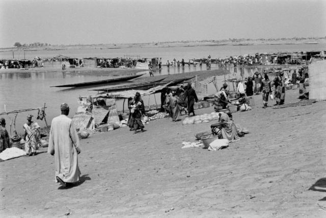 009 Mercato, Niger, 1978