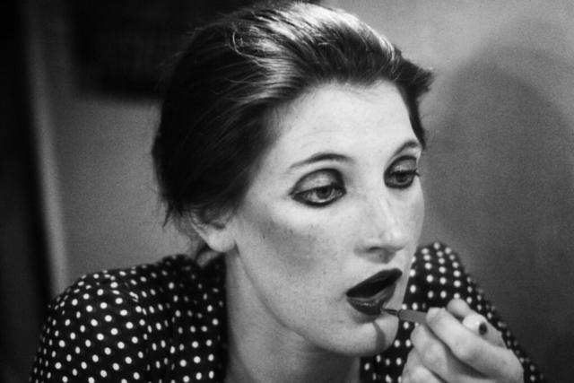 TEATRO - 1 – Attrice della compagnia teatrale di Annapolis, Parigi, anni '80
