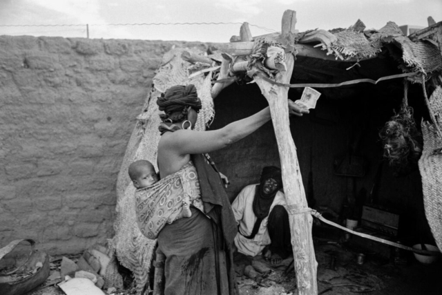 011 La bottega del fabbro, Niger, 1978