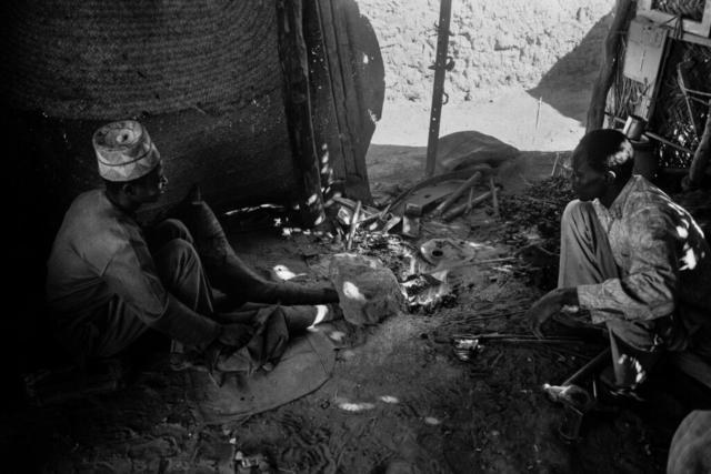 012 Il fabbro, Niger, 1978