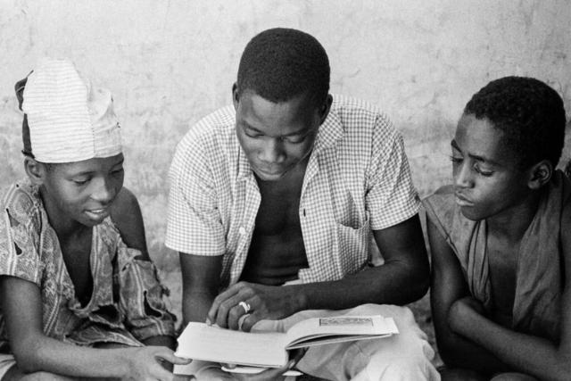 018 Lettori, Tambacounda, Senegal, 1970