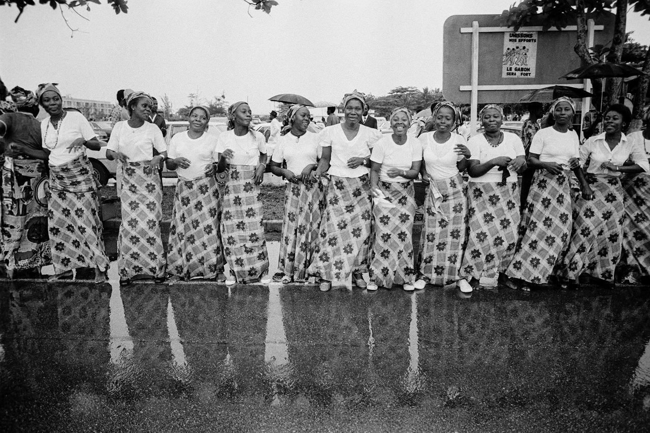 026 Danza, Libreville, Gabon, 1978