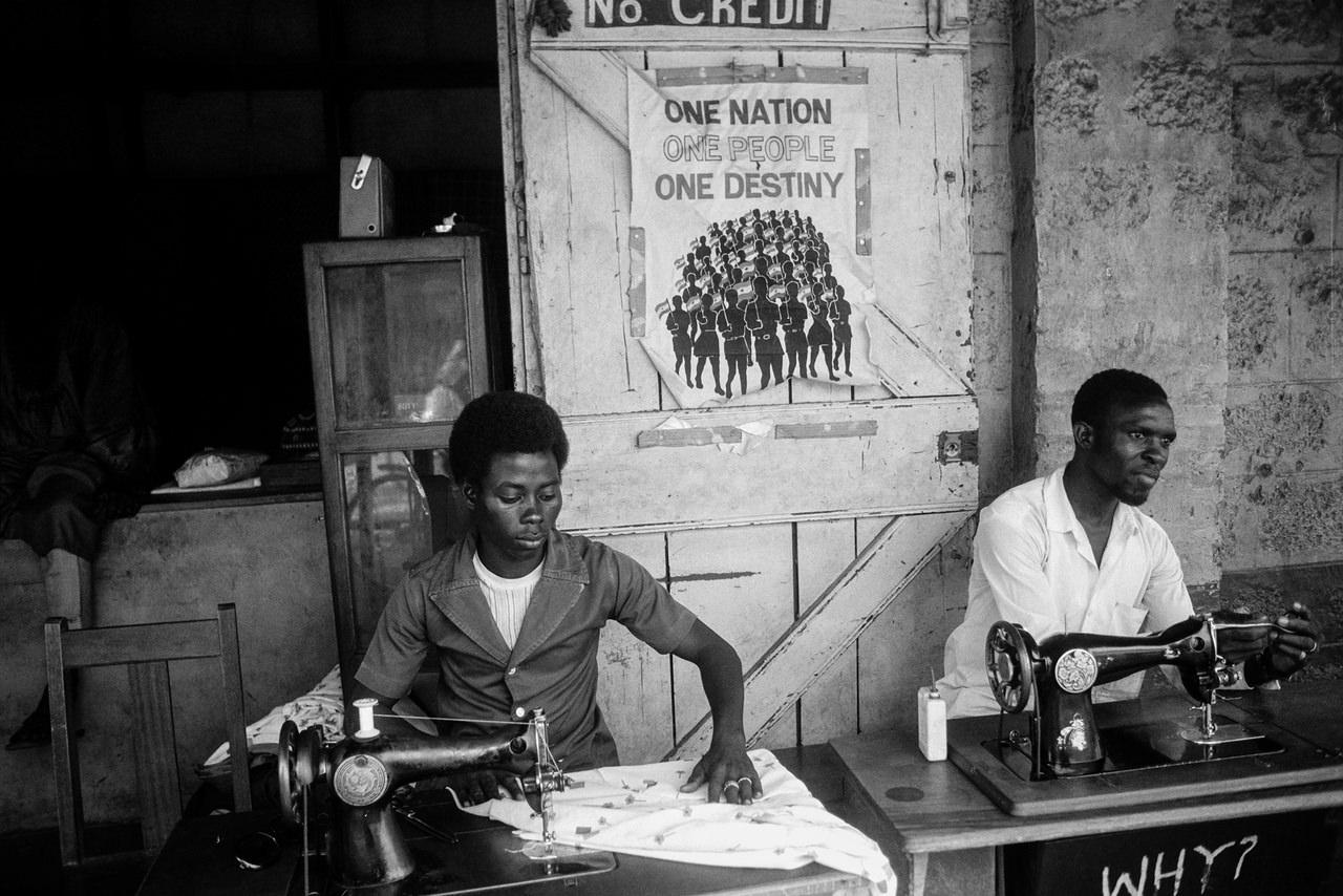 029 Sarti, Nigeria, 1978