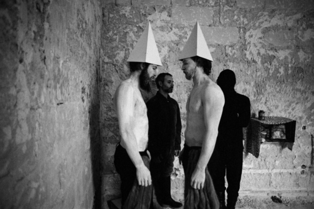 TEATRO - 2 – 3 – Spettacolo teatrale, Lecce, inizi anni 2000