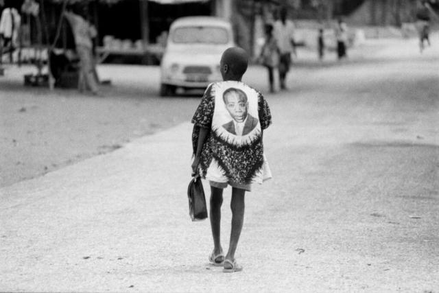 AFRICA - 3 – Propaganda, Dakar, Senegal, 1970