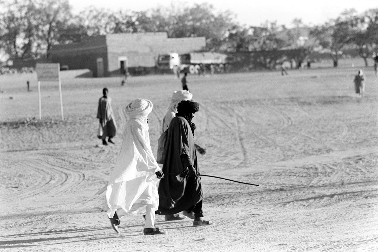 030 Beduini, Sahara, 1978