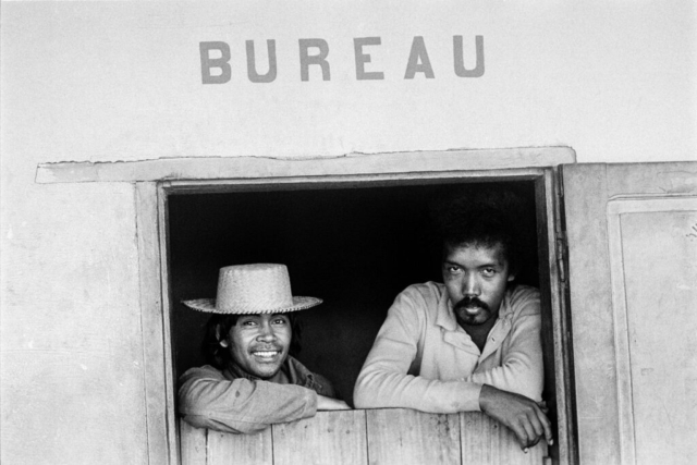 040 Bureau, Madagascar, 1979