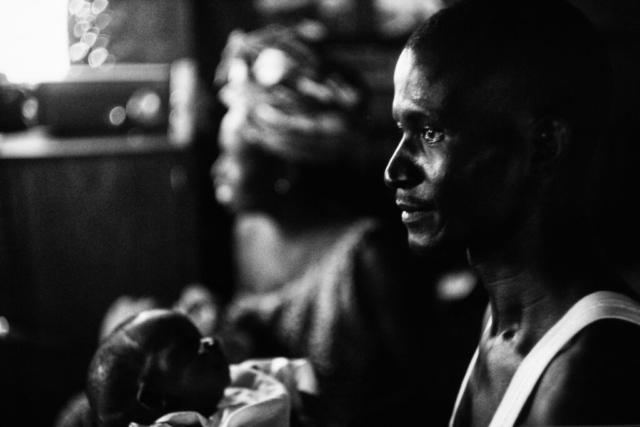 AFRICA - 7 – Paternità, Dakar, Senegal, 1970