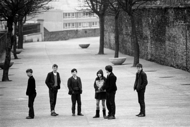 IRLANDA - 7 – Ragazzi a Londonderry, 1968
