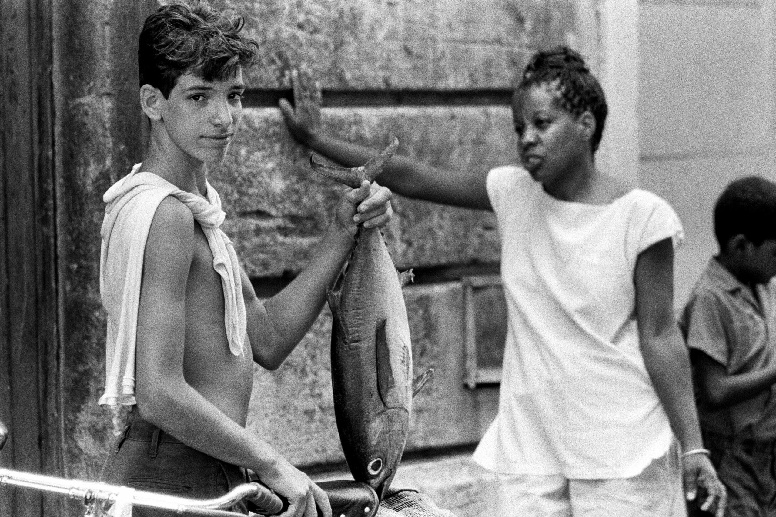 CUBA - 8 – Il pesce, Cuba, 1992