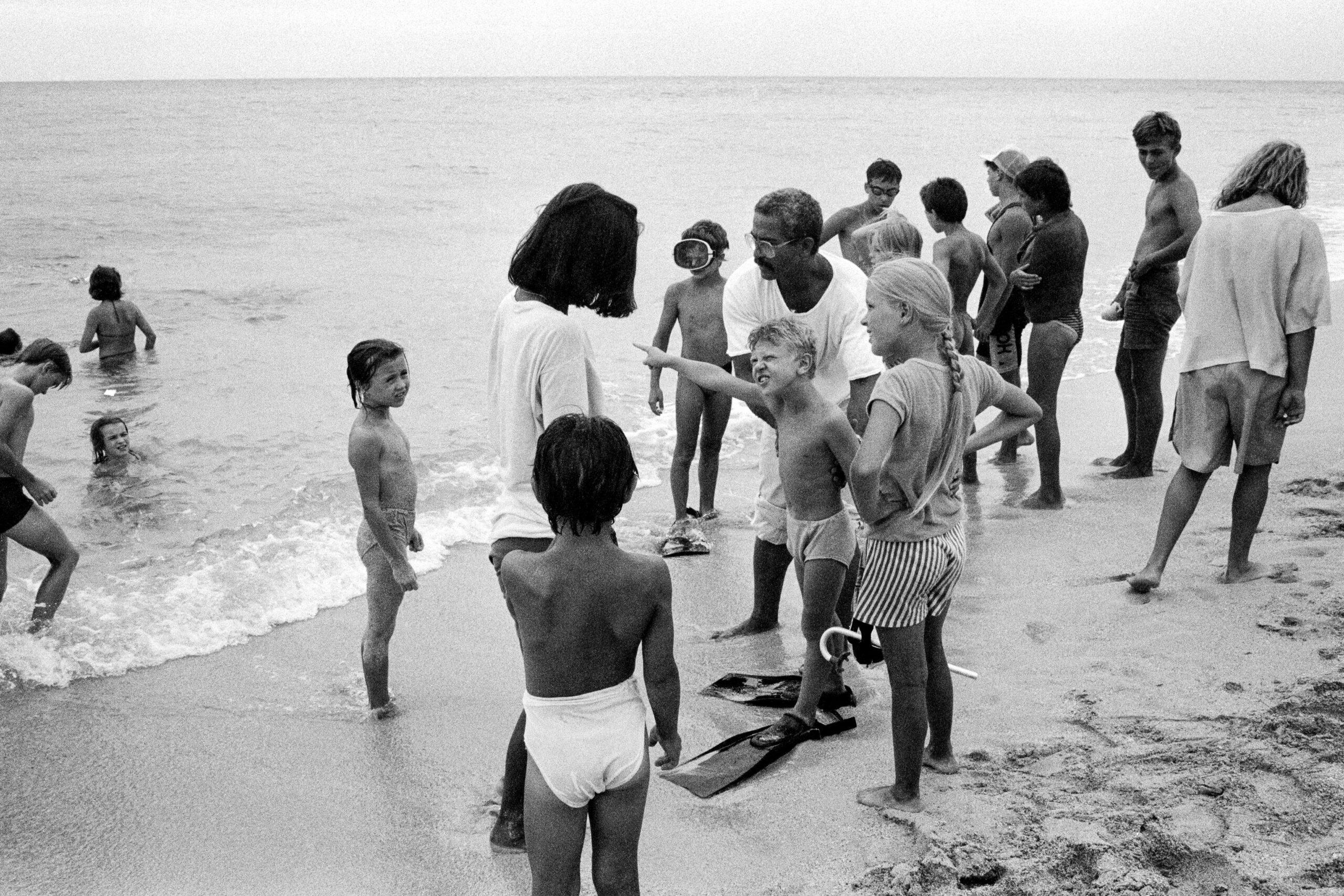 CUBA - 9 – I bambini di Cernobyl accolti e curati dai medici cubani, Tarara, Cuba, 1992