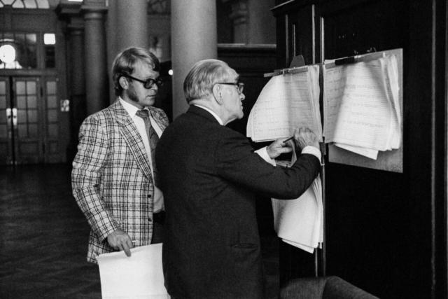 BORSE VALORI - 8 – 9 – 10 – La Borsa Valori di Stoccolma, anni '70