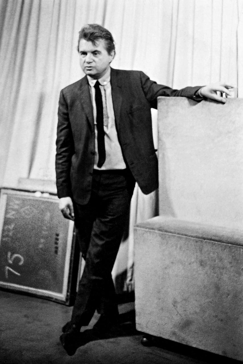Francis Bacon (1909-1992) Il pittore nel suo studio Londra, 1961