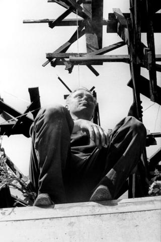 Per Olov Ultvedt (1927-2006) Lo scultore finlandese alla Biennale Venezia, 1962