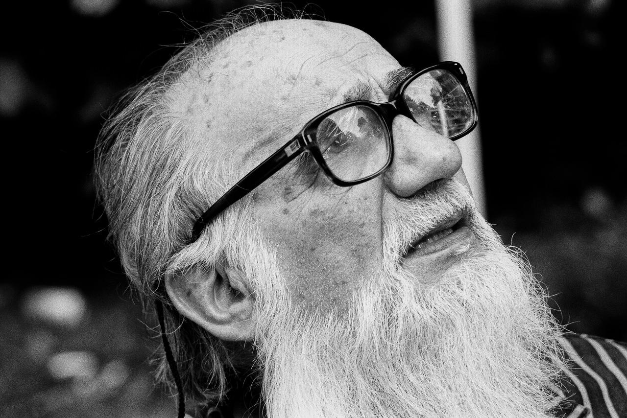 Emilio Vedova (1919-2006) Il pittore Venezia, anni 2000